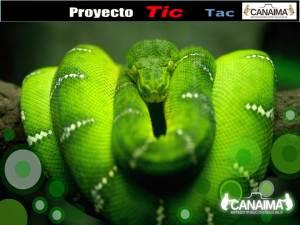 Otros Fondos de pantallas Oficiales de Linux Canaima TIC - TAC 2011