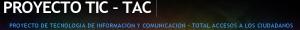 Banner Proyecto TIC TAC
