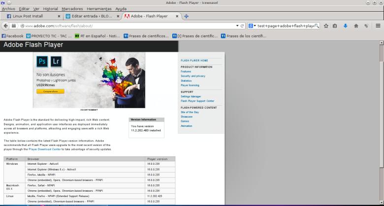 Adobe - Flash Player - Iceweasel_006
