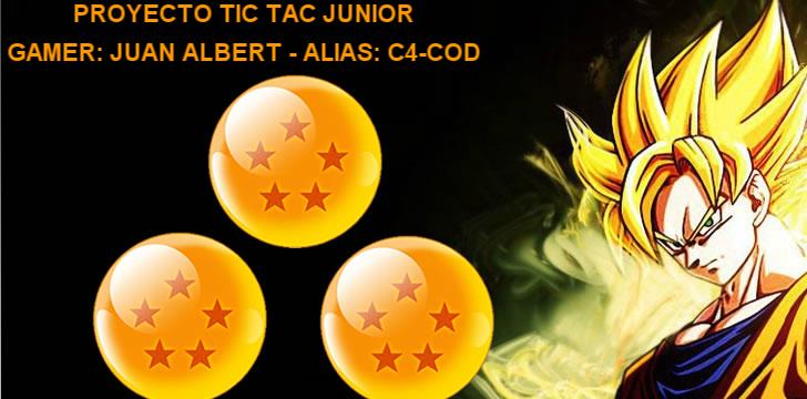 Proyecto Tic Tac Junior