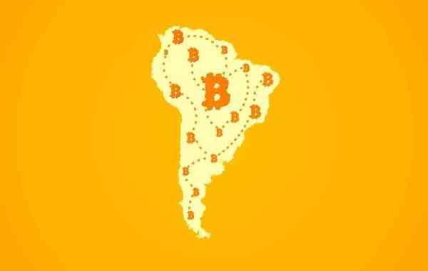 Criptomonedas caminan por América latina