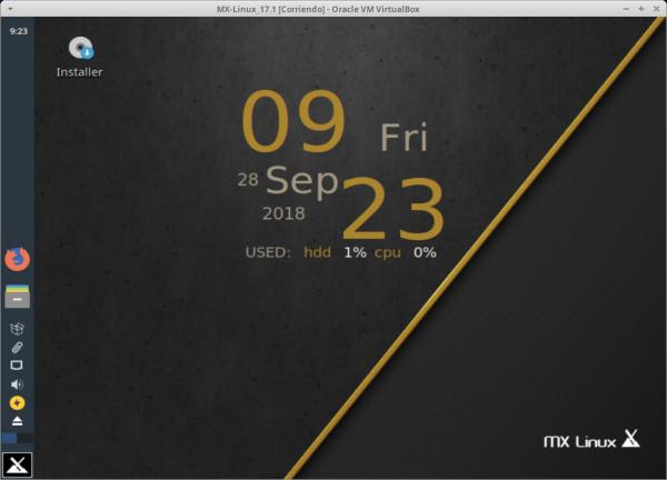 Como crear una Distro usando MX-Linux 17.1