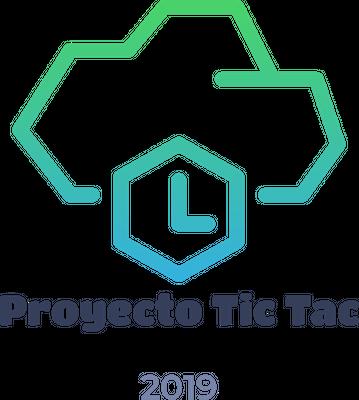 Logo del Proyecto Tic Tac - Año 2019