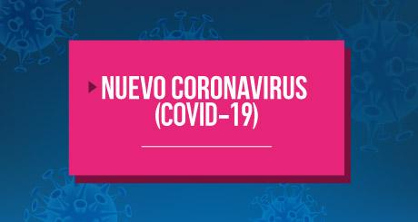 COVID-19: Información al día sobre el Coronavirus