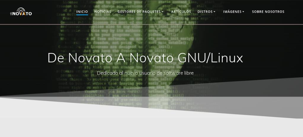 Blog: De Novato A Novato GNU/Linux - Dedicado al nuevo usuario de software libre