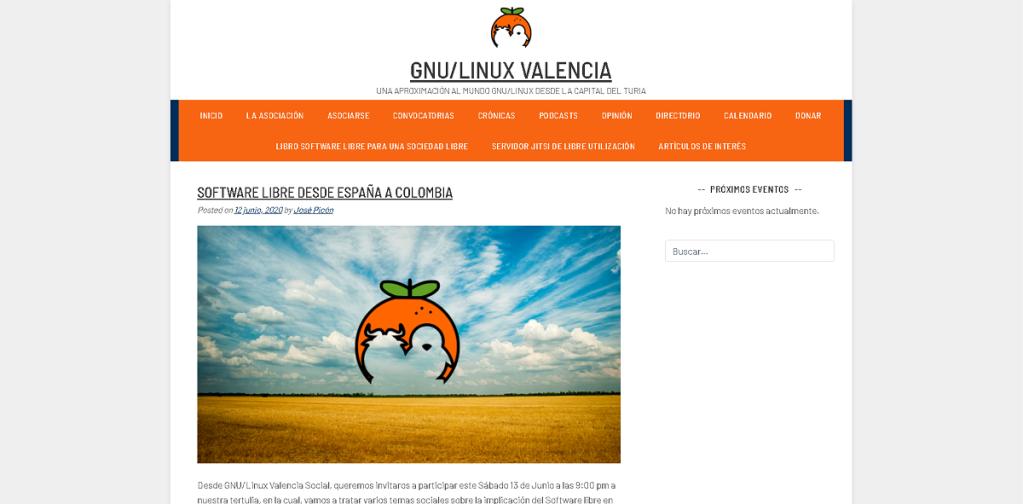 Blog: GNU/LINUX VALENCIA - UNA APROXIMACIÓN AL MUNDO GNU/LINUX DESDE LA CAPITAL DEL TURIA