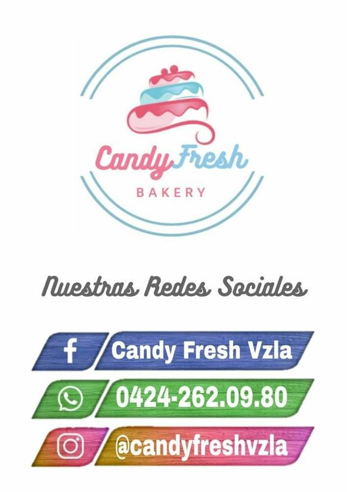 Candy Fresh Bakery de Venezuela, Caracas.