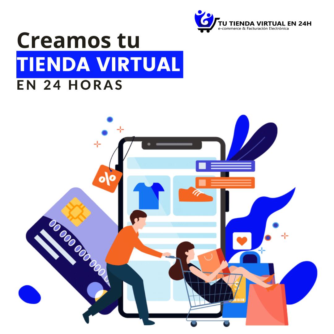 Aliado Comercial: Tu Tienda en línea 24 Horas | Perú, Lima.