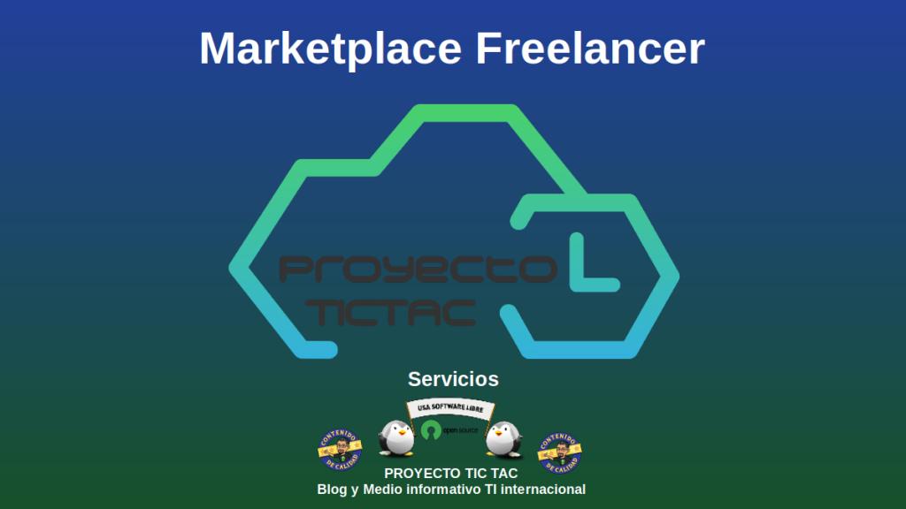 Marketplace Feelancer | Sección: Servicios