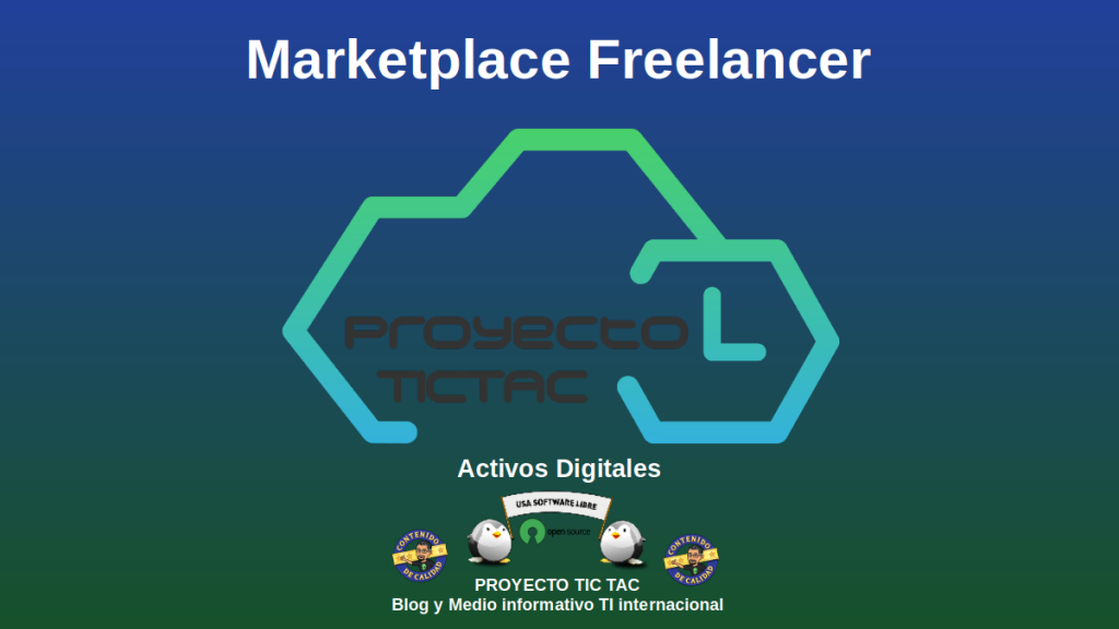 Marketplace Feelancer | Sección: Activos Digitales