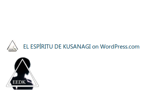 EL ESPÍRITU DE KUSANAGI on WordPress.com