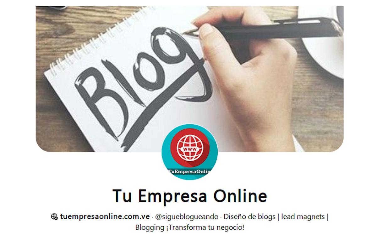 Artículo vía Guest Blogging, cortesía de: Tu Empresa Online - Sigue Blogueando