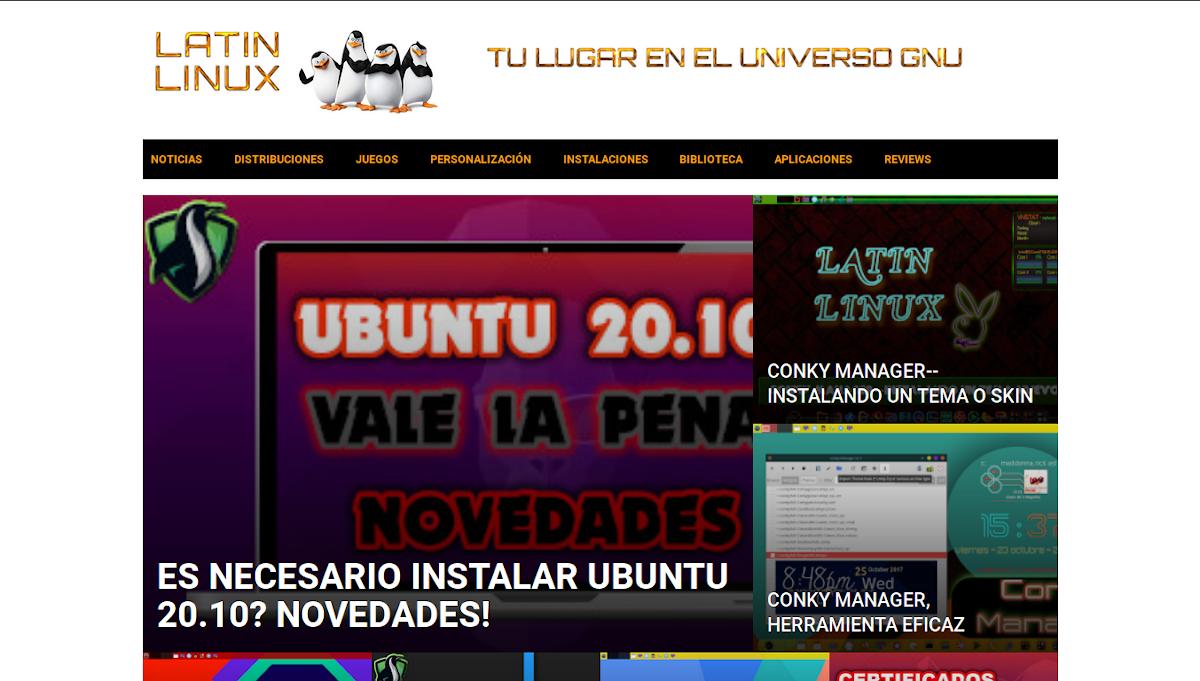 LatinLinux con Pedro Crespo