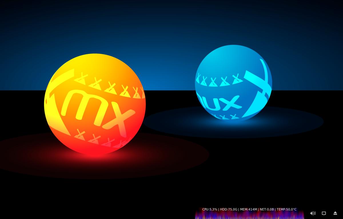 MilagrOS GNU/Linux 2.2 - 3DE3