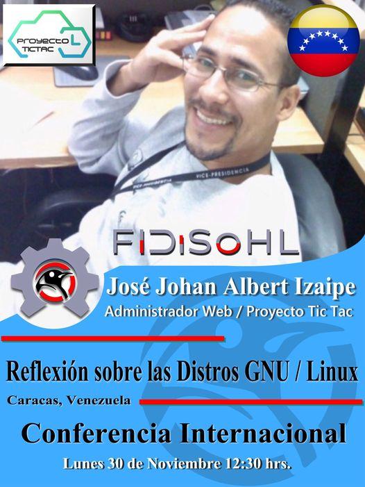 FIDISoHL - Reflexión sobre las Distros GNU/Linux