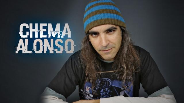 José María Alonso Cebrián, popularmente conocido como el Hacker Chema Alonso en YouTube e Internet.