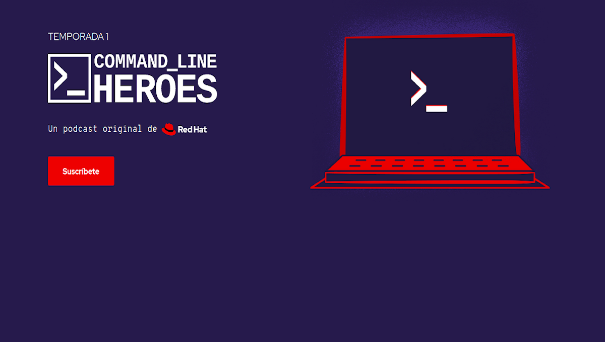 Podcast: Command Line Heroes en español