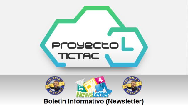 Boletín Informativo (Newsletter)