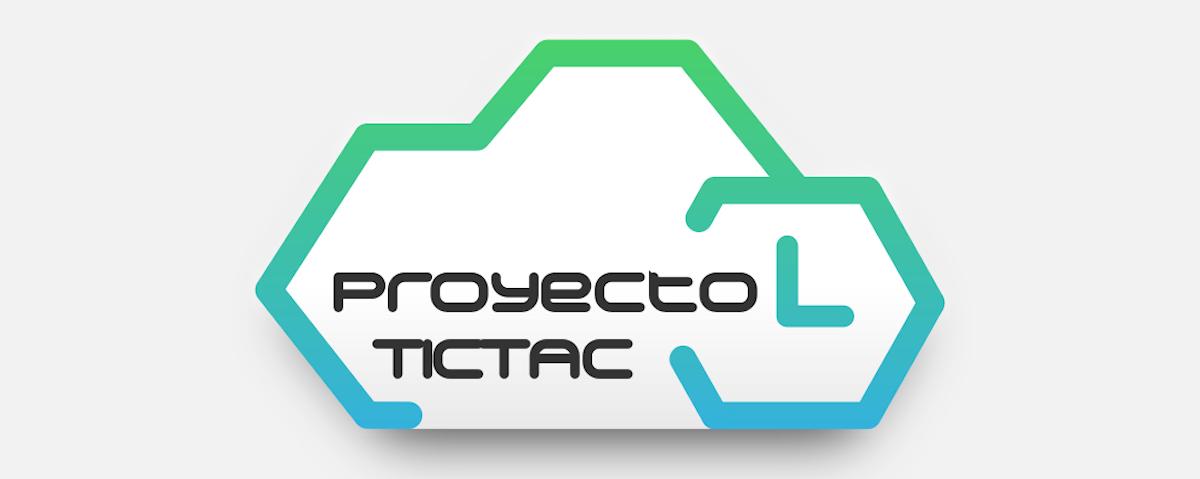Nuevo Logo Proyecto Tic Tac 2021