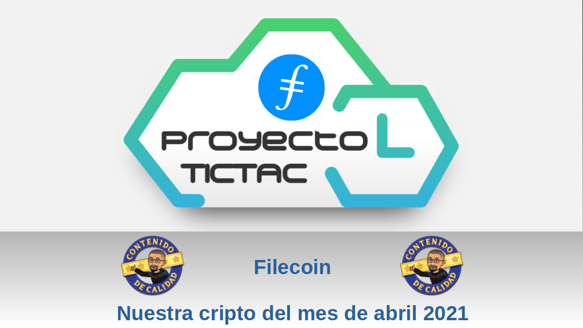 Filecoin: Nuestra cripto del mes de abril 2021